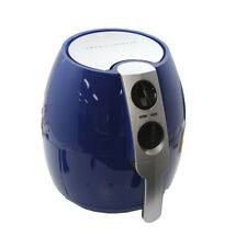 Emeril 3.75-qt Rapid Air Fryer w/ 2-in-1 Basket & Accessories - Blue