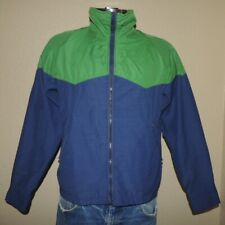 MENS SMALL - 10X LINED WINDBREAKER JACKET Made in USA