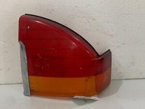 1983 -1991 Jaguar XJS Corner Tail Light Lamp Face Plate Right Passenger OEM RH