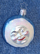 1987 Merck Family'S Old World Christmas Ornament #2202 Rising & Setting Sun