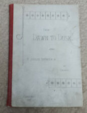 1897 ROYALTY - from dawn to dusk a jubilee souvenir by Ivanhoe