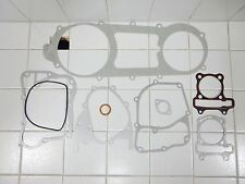 150cc GASKET KIT FOR CHINESE SCOOTERS WITH 150cc (57mm BORE) GY6 MOTORS