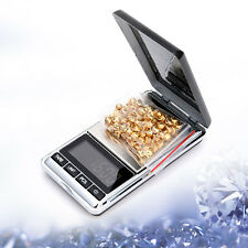 500g x 0.01g  Mini Digital Pocket Jewelry Scale Portable