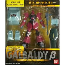Bandai Z Gundam Mobile Suit In Action Figure MSIA Galbaldy