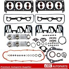95-99 BUICK CHEVROLET OLDSMOBILE PONTIAC 3.1L 189cid FULL GASKET SET 2ND DESIGN