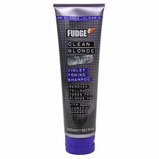 Fudge Colour Treated Hair Shampoos & Conditioners