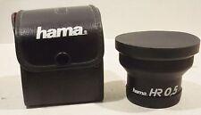Hama HR 0,5 xVideo Lens All Range - High Resolution Series