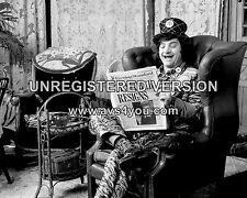"""Screaming Lord Sutch 10"""" x 8"""" Photograph no 4"""