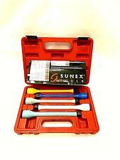 """SUNEX 2450 1/2"""" Dr 5pc TORQUE LIMITING EXTENSION SET *"""