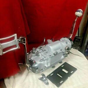 Harley Davidson Ratchet Top Style 4 Speed Transmission, Long Main shaft