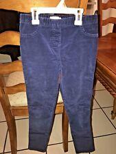Mini Boden Girls Dark Blue Corduroy Pants Size 11 Y