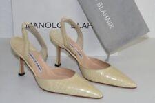Zapatos de tacón de mujer Manolo Blahnik Talla 36.5