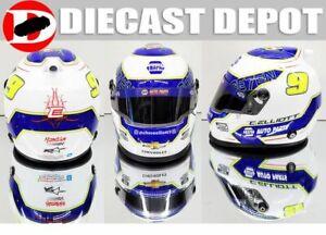 CHASE ELLIOTT 2020 NASCAR CUP CHAMPIONSHIP 1/2 SCALE REPLICA HELMET BRAND ART