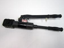 AMP 59974-1 HYDRAULIC HAND CRIMPER TOOL & AMPLI-BOND 8 DIE RED DOT