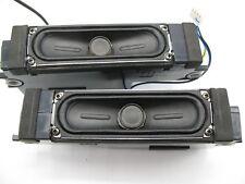 Samsung LED TV Stereo Speaker Set Assembly BN96-21669B - UN40H5201AF Many Others