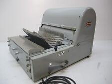 "Commercial Industrial Berkel Tabletop 36 Blade 7/16"" Bread Slicer Cutter Works"