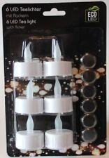 Deko-Teelichtkerzen & -Teelichter aus Leder