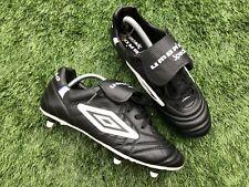 BNIB Umbro Speciali Original SG Football Boots. Leather. Size 8.5 UK