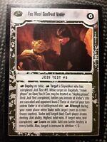 Star Wars CCG Death Star 2 NM//M First Officer Thaneespi SWCCG Rare