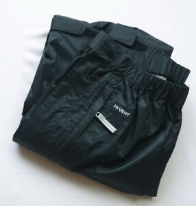 The North Face HyVent trousers mens Pants size W36 XL Regular black WATERPROOF