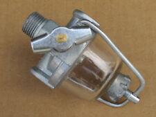 Fuel Strainer Sediment Bowl Assembly For Case 311 311b 410b 411b 420b Terratrac