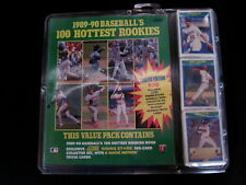 1989-90  SCORE 100 HOTTEST ROOKIES SEALED BASEBALL SET