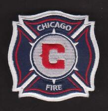 Mls Chicago Fire Primary Team Logo Jersey Patch Major League Soccer Football
