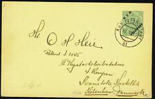 AUSTRIA 1915 WWI K.U.K FELD POST OVPT. ON POSTAL CARD
