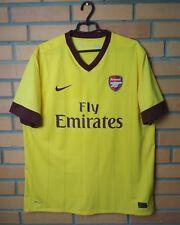 Arsenal Away football shirt 2010 - 2012 Size XL  jersey soccer Nike