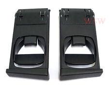 Pair Cup Holder Black Left Right Fits Toyota Hilux Vigo UTE Pickup 2004-2015 AU