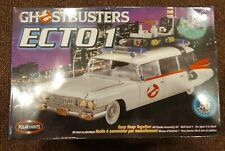 Polar Lights Ghostbusters ECTO-1 1:25 Scale Snap Together Model Car Kit
