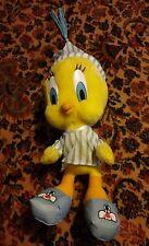 003 Vintage 1998 Bedtime Plush Tweety Bird Big Night Cap