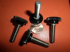 """1/4-20 x 1"""" Thumb Screws Qty4 *STAINLESS STEEL* Thumbscrew FAST shipping"""