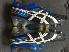 ASICS Men's Lethal Tigreor 4 IT Soccer Cleats Shoes Boots US 10 K Leather