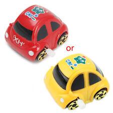 Plastic Wind-up Clockwork Design Racing Car Toy Gift For Kids Children