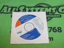 Intel Express Installer Driver CD - D865GBF / D865GLC