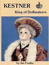 Antique German Kestner Bisque Dolls 535 Photos / In-Depth Illustrated Book