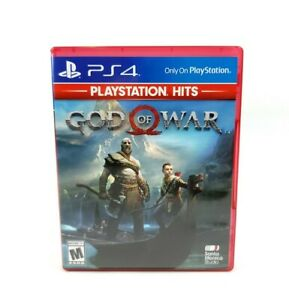 God of War (PlayStation Hits) (PS4) Unplayed Brand New Open Box