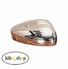 CITROEN C3 / DS3 / C5 2010- CHROME DOOR WING MIRROR COVER RIGHT O/S DRIVER NEW