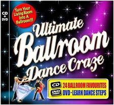 Ultimate Ballroom Dance Craze CD (2005)