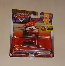 *RARE* DISNEY PIXAR CARS 1:55 Diecast TIMOTHY TWO STROKE RACE FANS #3 of 9 CJL97