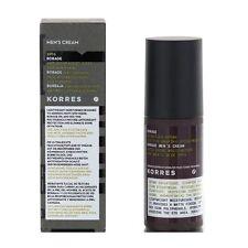 Korres Men's Borage SPF6 Anti-Shine Moisturiser Cream , 50ml