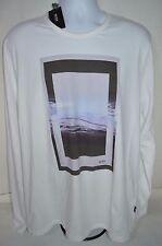 HUGO BOSS Black Label Mans LEO Long Sleeve T-shirt NEW Size XX-Large Retail $105