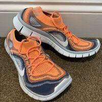 Nike Womens Ladies Free Flyknit 5.0 Trainers UK Size 5