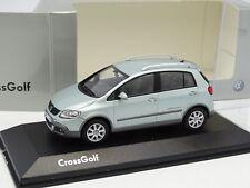 Minichamps 1/43 - VW Cross Golf Artic Blu