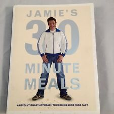 Jamie Oliver - Jamie's 30 Minute Meals Cookbook Hardcover (C99)