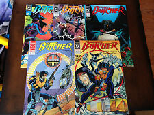 BUTCHER COMIC SET # 1-5 DC COMICS MIKE BARON SHEA ANTON PENSA