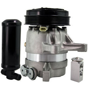 Air Con Compressor Drier TX Valve For Holden Commodore VT VU VX VY V6 3.8L 6CYL
