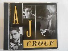 A.J. CROCE : 1ST ALBUM (MADE IN FRANCE 1993) - [  CD ALBUM ] --> GRATUIT