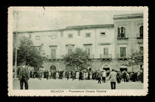 SCIACCA processione corpus domini